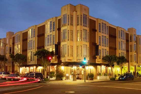 Best Western Plus The Tuscan in San Francisco CA