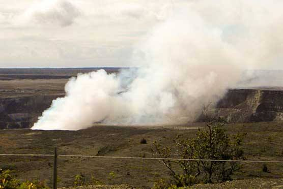 Big Island Full Day Volcano Eco-Tour in Hawaii Volcanoes National Park HI