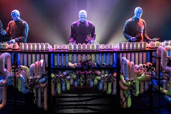 Blue Man Group in Chicago IL