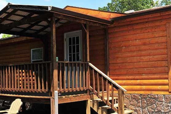 Branson KOA Campground Lodging in Branson MO