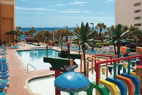 The Caravelle Resort in Myrtle Beach SC