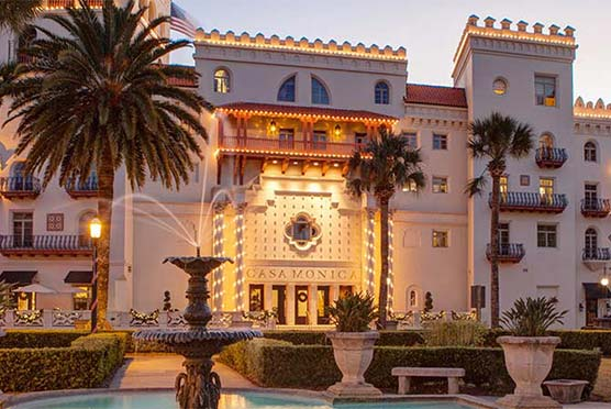 Casa Monica Resort & Spa, Autograph Collection in St Augustine FL