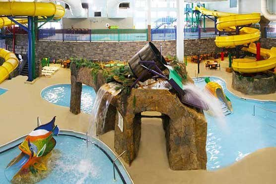Castle Rock Resort & Indoor Waterpark in Branson MO