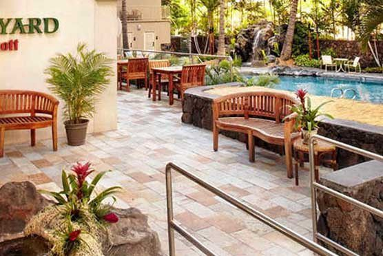 Courtyard by Marriott Waikiki Beach in Honolulu HI