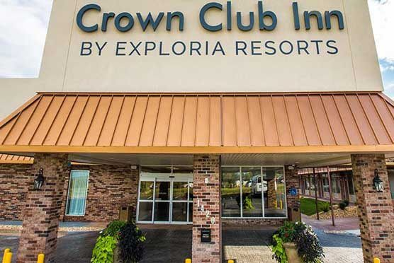 Crown Club Inn Branson by Exploria Resorts in Branson MO