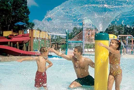 Dollywood's Splash Country in Pigeon Forge TN