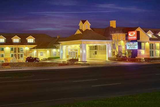 Econo Lodge Riverside in Pigeon Forge TN