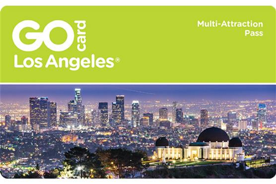 Go Los Angeles Multi-Attraction Card