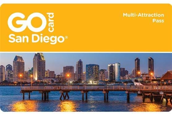 Go San Diego Multi-Attraction Card