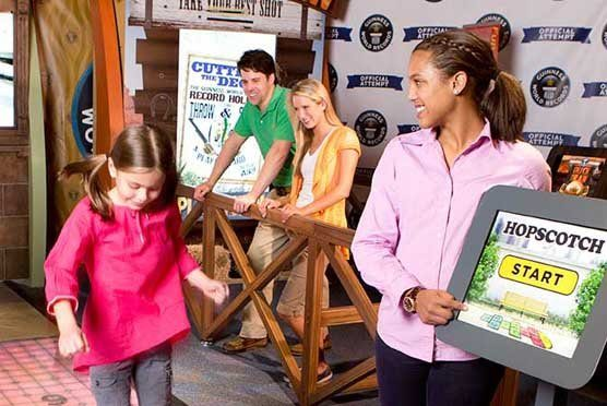 Guinness World Records Adventure in Gatlinburg TN