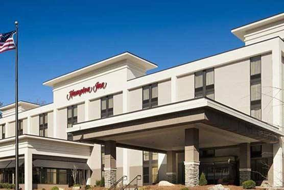Hampton Inn Asheville-Tunnel Rd. in Asheville NC
