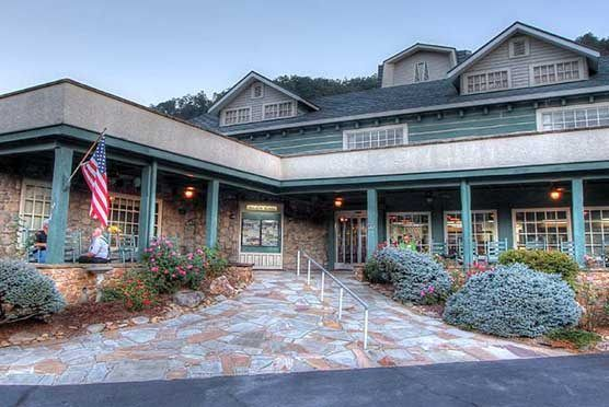 Historic Gatlinburg Inn in Gatlinburg TN