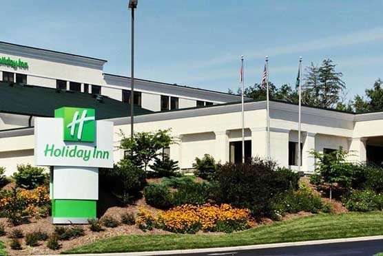 Holiday Inn Asheville Biltmore in Asheville NC