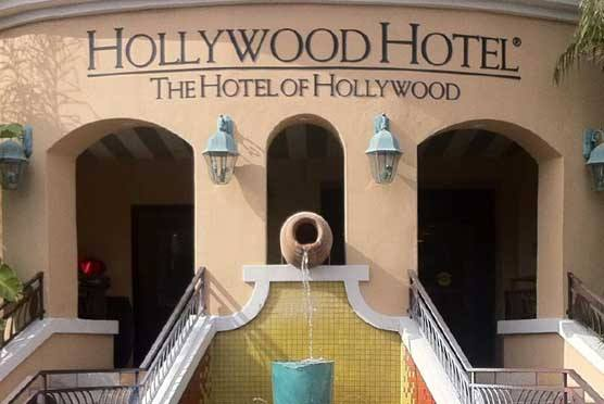 Hollywood Hotel in Los Angeles CA