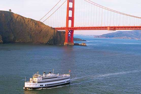 San Francisco Brunch & Lunch Cruises in San Francisco CA