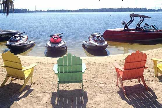 Jet Skiing, Kayaks & Stand Up Paddleboard Rentals with Buena Vista Watersports in Orlando FL