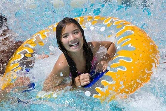 Knott's Soak City Water Park in Buena Park CA