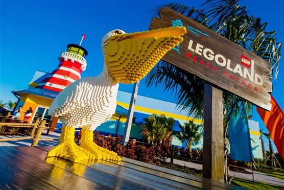 LEGOLAND® Beach Retreat in Winter Haven FL