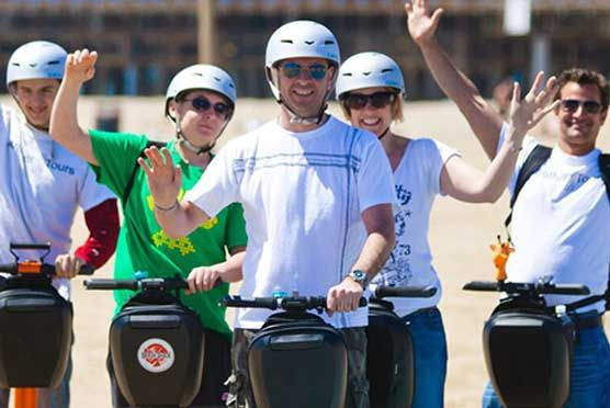 Los Angeles Area Segway Tours in Los Angeles CA