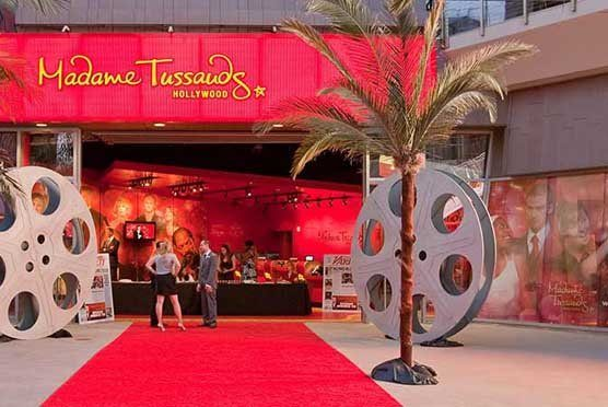 Madame Tussauds Hollywood in Hollywood CA