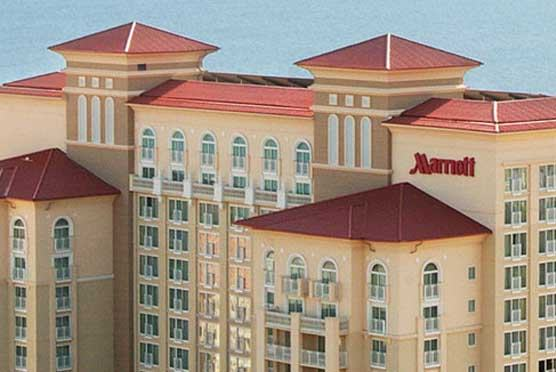 Marriott Myrtle Beach Resort at Grande Dunes in Myrtle Beach SC