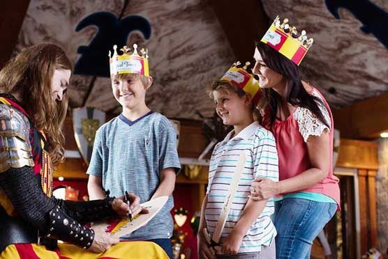 Medieval Times Dinner and Tournament in Kissimmee FL