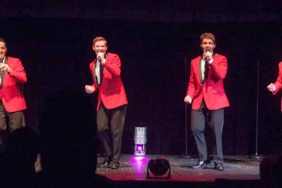 The Ultimate Tribute to Frankie Valli & The Four Seasons in Pigeon Forge TN