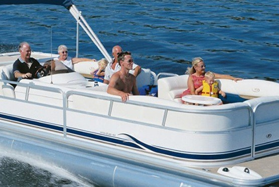 Pontoon Rentals in Orlando FL