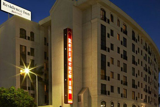 Residence Inn by Marriott Beverly Hills in Los Angeles CA