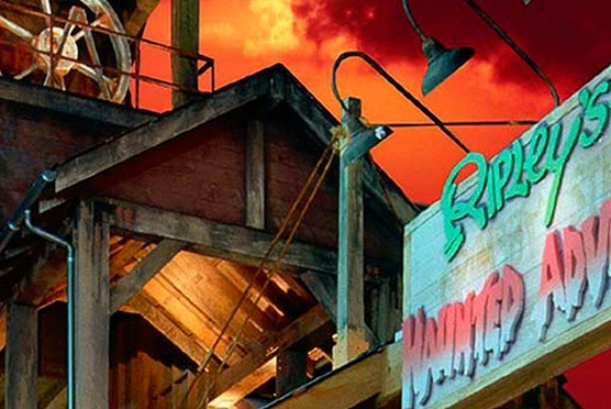 Ripley's Haunted Adventure in Gatlinburg TN