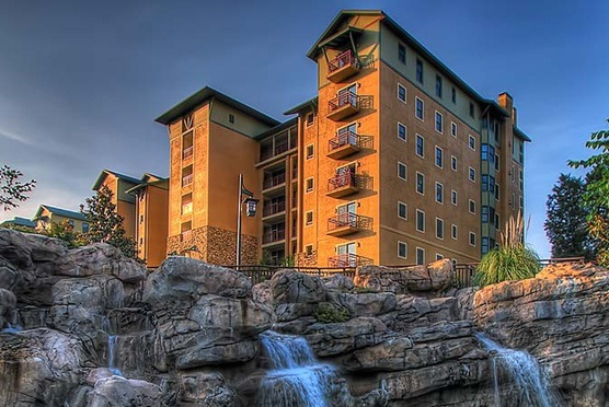 RiverStone Resort and Spa in Pigeon Forge TN