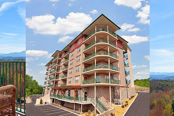 Rocky Top Condos in Pigeon Forge TN