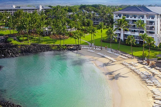 The Fairmont Orchid, Hawaii in Kamuela HI