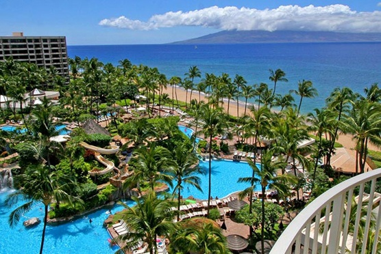 The Westin Maui Resort and Spa in Lahaina HI
