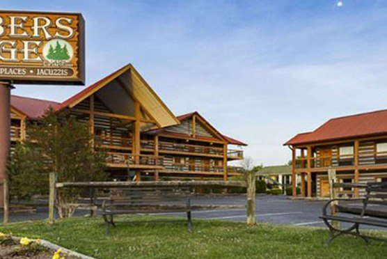 Timbers Lodge in Pigeon Forge TN