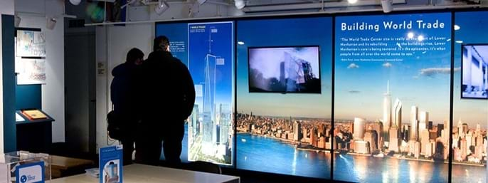 9/11 Tribute Center in New York NY