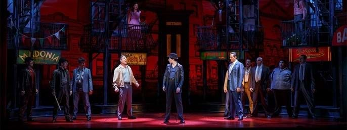A Bronx Tale The Musical in New York NY