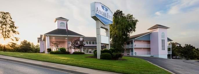 Angel Inn - Central in Branson MO