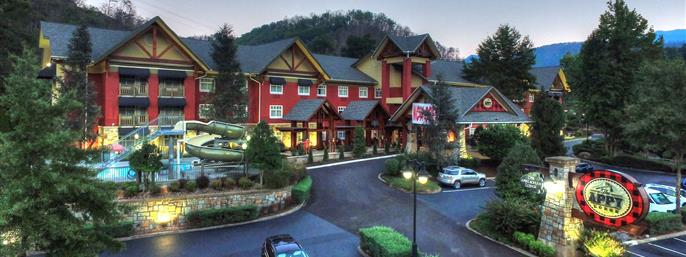 The Appy Lodge in Gatlinburg TN
