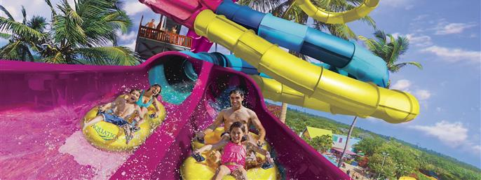 Aquatica San Antonio in San Antonio, Texas