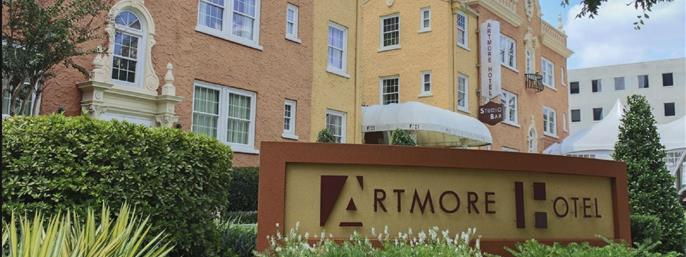 Artmore Hotel - Midtown in Atlanta GA