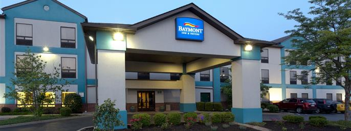 Baymont Inn And Suites Mason in Mason OH
