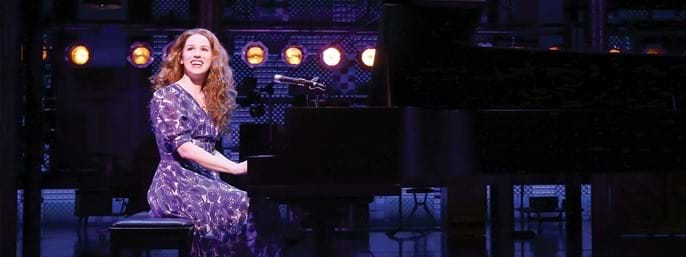 Beautiful: The Carole King Musical in New York NY