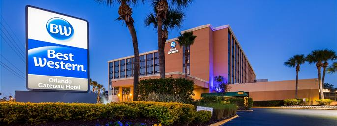 Best Western Orlando Gateway Hotel in Orlando FL