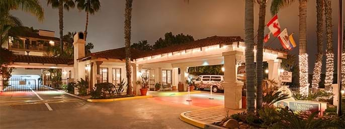 Best Western Plus Hacienda Hotel Old Town in San Diego CA