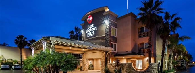 Best Western Plus Oceanside Palms in Oceanside CA