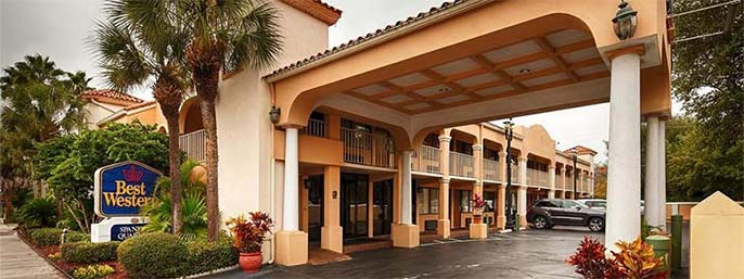 Best Western Spanish Quarters Inn in St Augustine FL
