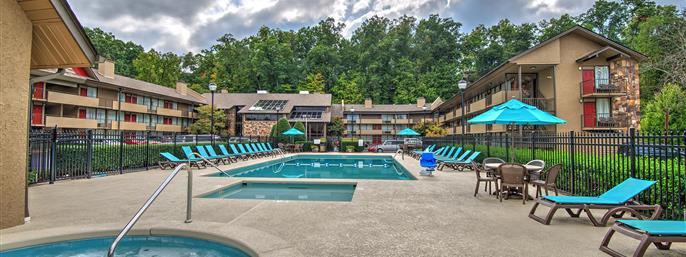 Best Western Toni Inn in Pigeon Forge TN
