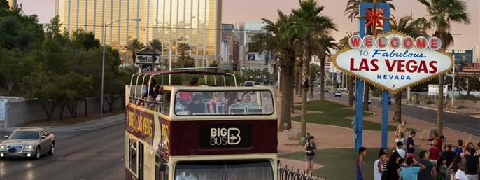 Big Bus Tours Las Vegas in Las Vegas, Nevada
