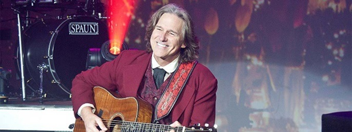 """Billy Dean's """"Let Them Be Little"""" Christmas"""
